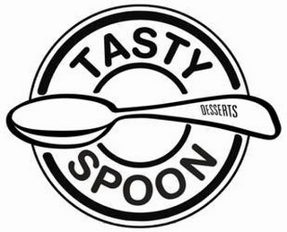 mark for TASTY SPOON DESSERTS, trademark #78574228