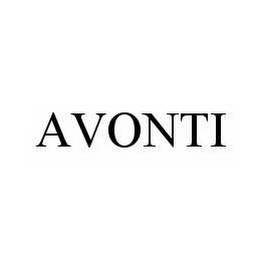 mark for AVONTI, trademark #78574558