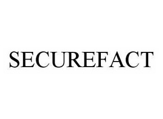 mark for SECUREFACT, trademark #78574565