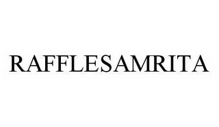 mark for RAFFLESAMRITA, trademark #78575028