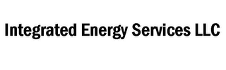 mark for INTEGRATED ENERGY SERVICES LLC, trademark #78575591