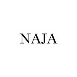 mark for NAJA, trademark #78575782