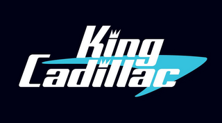 mark for KING CADILLAC, trademark #78575947