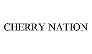 mark for CHERRY NATION, trademark #78576137