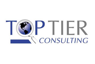 mark for TOP TIER CONSULTING, trademark #78577894