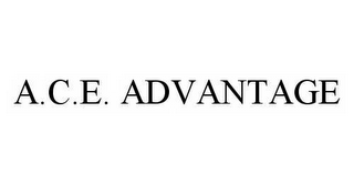 mark for A.C.E. ADVANTAGE, trademark #78577919