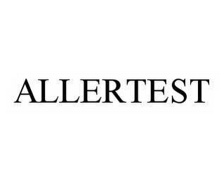 mark for ALLERTEST, trademark #78578628