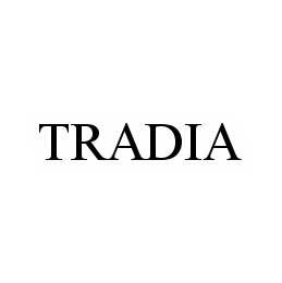 mark for TRADIA, trademark #78579472