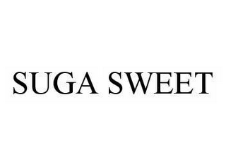 mark for SUGA SWEET, trademark #78579628