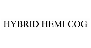 mark for HYBRID HEMI COG, trademark #78579642