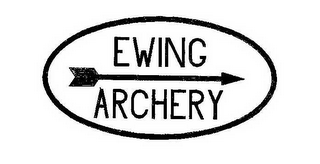 mark for EWING ARCHERY, trademark #78579848
