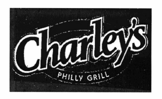 mark for CHARLEY'S PHILLY GRILL, trademark #78580128