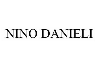 mark for NINO DANIELI, trademark #78580399