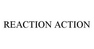 mark for REACTION ACTION, trademark #78580417