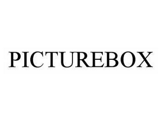 mark for PICTUREBOX, trademark #78581317