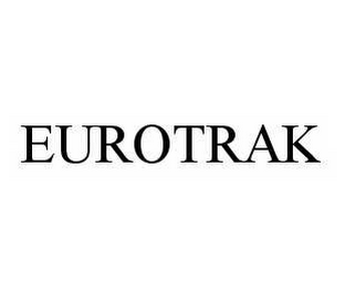 mark for EUROTRAK, trademark #78581402