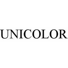mark for UNICOLOR, trademark #78581964
