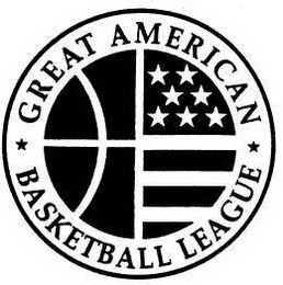 mark for GREAT AMERICAN BASKETBALL LEAGUE, trademark #78582323