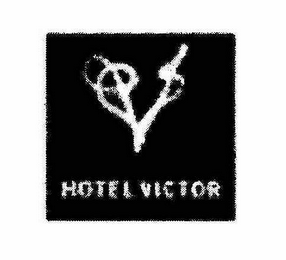 mark for V HOTEL VICTOR, trademark #78582491