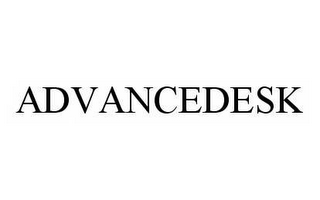mark for ADVANCEDESK, trademark #78582500