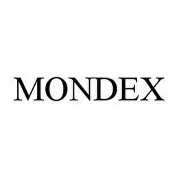 mark for MONDEX, trademark #78582597