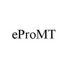 mark for EPROMT, trademark #78583109