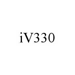 mark for IV330, trademark #78583331
