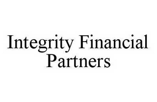 mark for INTEGRITY FINANCIAL PARTNERS, trademark #78583470