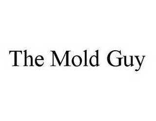mark for THE MOLD GUY, trademark #78583965