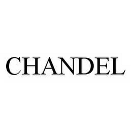mark for CHANDEL, trademark #78584476