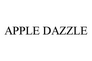 mark for APPLE DAZZLE, trademark #78584762