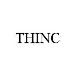 mark for THINC, trademark #78584865