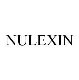 mark for NULEXIN, trademark #78585739