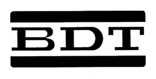 mark for BDT, trademark #78585773