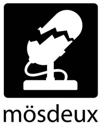 mark for MÖSDEUX, trademark #78585833