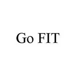 mark for GO FIT, trademark #78585984