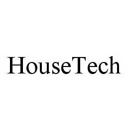 mark for HOUSETECH, trademark #78588070