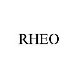 mark for RHEO, trademark #78588171