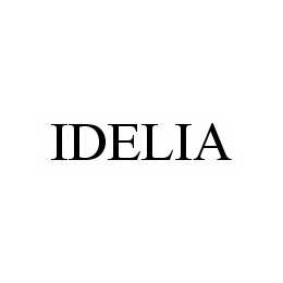 mark for IDELIA, trademark #78588337