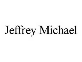 mark for JEFFREY MICHAEL, trademark #78588429