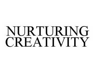 mark for NURTURING CREATIVITY, trademark #78588577