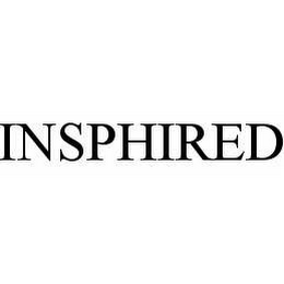 mark for INSPHIRED, trademark #78589469
