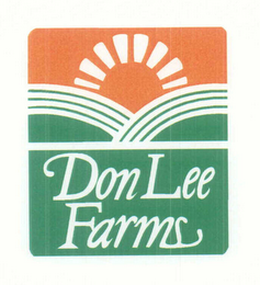 mark for DON LEE FARMS, trademark #78589955