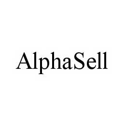mark for ALPHASELL, trademark #78590891