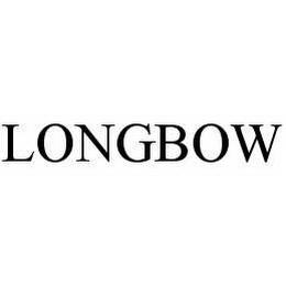 mark for LONGBOW, trademark #78591420