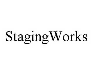 mark for STAGINGWORKS, trademark #78591874