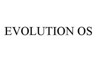 mark for EVOLUTION OS, trademark #78592205