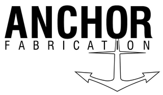 mark for ANCHOR FABRICATION, trademark #78593118