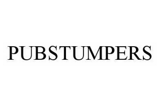mark for PUBSTUMPERS, trademark #78593298