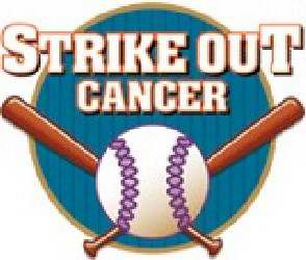 mark for STRIKE OUT CANCER, trademark #78593304